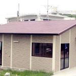 プレハブ住宅 施行例