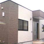 プレハブ住宅 施工例